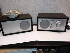 New listing Tivoli Audio Model Two Am/Fm Stereo Table Radio & Speaker Henry Kloss A3