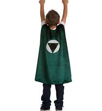 Superhero Cape Pretend Play Dress Up Costume Velvet One Size Fits 3-8 Years
