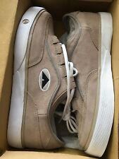 Airwalk Ront Skate Shoes Size 11 Cement/White Taupe BNIB Old School Skateboard