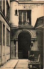 CPA Vieux PARIS 4e passage Jabach. Restes de l'Hotel financier Jabach (463910)