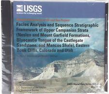 Usgs Cd Facies Analysis & Sequence Stratigraphic Framework Campanian & More 2004