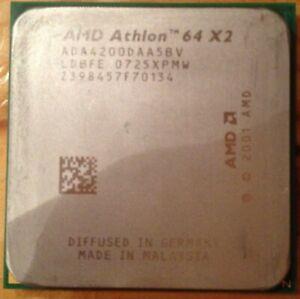 AMD Athlon 64 X2 4200+ 2.2GHz/1MB Dual Core CPU Sockel 939 ADA4200DAA5BV