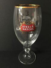 Stella Artois 50 cl Glass Chalice BELGIUM Beer ~ NEW ~ One (1) Glass ~ NEW