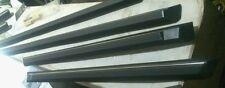 85-87 BMW E30 Sedan 4 Door Body kit  Moulding Trim Molding OEM  GERMAN 6 parts
