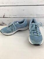 Asics Gel-Contend 5 AmpliFoam Comfort Walking Running Shoes Womens Sz 8.5M Blue