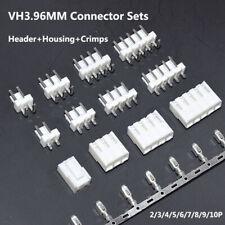 Vh396mm Pitch Connector Sets Headerhousingcrimps Terminal 2345678910p
