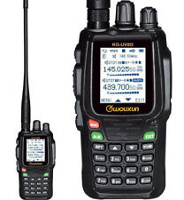Wouxun KG-UV8D Plus Dual Band 134-174/400-520 MHz Repeater Two-way Radio + Cable