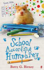 School According to Humphrey, Birney, Betty G., Very Good Book