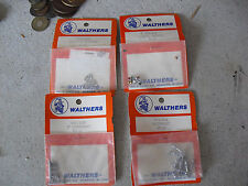 Lot of 4 Packs Vintage O Scale Walthers Train Car Trim Parts NIP LOOK