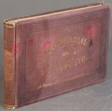 Thompson Westcott / Centennial portfolio souvenir of the International 1876