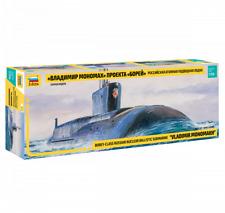 "Zvezda 9058 Borey-Class Russian Nuclear Submarine ""VLADIMIR MONOMAKH"" 1/350"