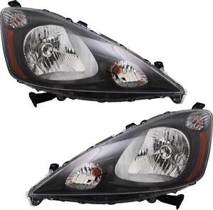 TYC 20-9021-90 Honda Fit Passenger Side Headlight Assembly