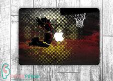 Sport MacBook Cover Basketball Sticker Vinyl Macbook Pro Any Laptop Skin MB215