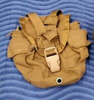 US Military Coyote MOLLE Canteen / Misc / Utility Pouch , VGC!!