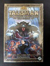 Talisman The Blood Moon Expansion Games Workshop Fantasy Flight new