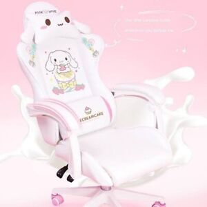 Cinnamoroll Gaming Chair Pink Office Home Girl Kawaii