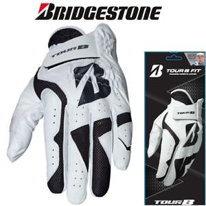 Bridgestone Tour B FitGolf Glove Men'sCabretta Leatherby Bryson DeChambeau