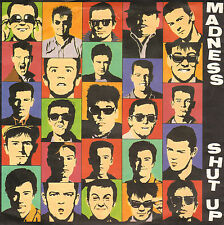 "MADNESS - Shut Up (1981 VINYL SINGLE 7"" DUTCH PS)"