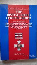 Canadian The Distinguished Service Order CEF et al 1915-1920 Reference Book