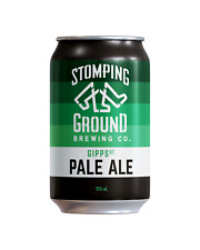 Stomping Ground Gipps St Pale Ale Can 355mL Beer case of 24
