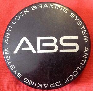 Pontiac ABS Black Center Cap OEM 10207641 Grand Prix Am Vibe Aztek Montana 94-05
