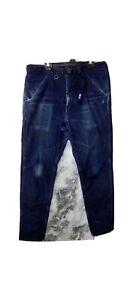 Nanamica X North Face Purple Label Denim Trousers 32