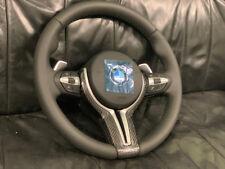 BMW Steering Wheel with Pedals F10 F11 F18 F06 F12 F13 F01 F02 F03 CARBON