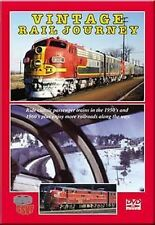 Vintage Rail Journey DVD California Zephyr WP D&RGW NYC