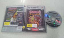 Scooby-Doo Mystery Mayhem PS2 PAL Version