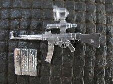 WWII Wehrmacht Gewehr Sturmgewehr 44 Zielgerät ZF 1229 Vampir Deko Zubehör 1/16