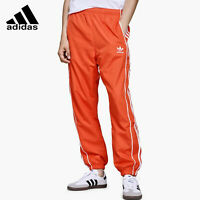 Adidas Authentic Piped Wind Pants DH3850 Windbreaker red Men's Size 2XL