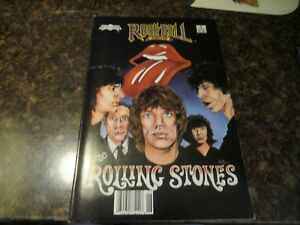 Revolutionary Comics! Rock n Roll Comics! Rolling Stones! Issue 6!
