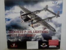 P-38 LIGHTNING  PUTT PUTT MARU 1/18 1:18 MERIT