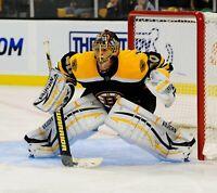 Tuukka Rask Unsigned 8x10 Photo Boston Bruins (B)