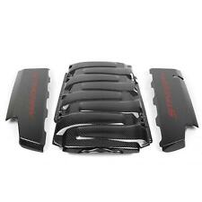 APR Carbon Fiber Engine Cover Package for 2014-Up Chevrolet Corvette C7