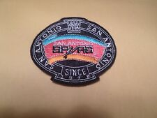 "NBA VINTAGE SAN ANTONIO SPURS 3 1/4"" INCH SEW ON PATCH 2014 FINALS"
