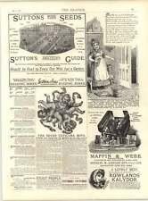 1887 Enoch Morgans Sons Samaritan Free Hospital Scudamore