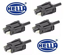 For Mercedes 240D 260E 300D 300E E420 E500 Set of 4 Door Contact Switches Hella