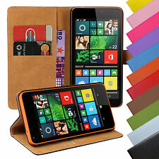 Book Case Phone Case Faux Leather For Nokia Lumia Phone Case Protective Cover