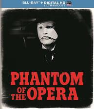 PHANTOM OF THE OPERA rare Horror Classic BLU RAY Claude Rains 1943