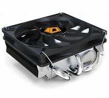 ID-COOLING IS-40 TDP 95W Low-Profile CPU Cooler, 45mm High, 3 Copper Heatpi