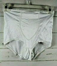 Vintage Cupid Women's Size L White Girdle Panties