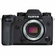 Fujifilm X-H1 24.0 MP Mirrorless Digital Camera - Black (Body Only)