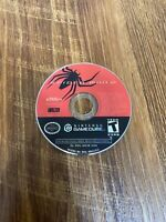 Spider-Man 2 (Nintendo GameCube, 2004) Disc Only