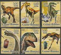 Dinosaurier Guine Bissau postfrisch 2523
