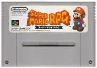 NINTENDO SUPER FAMICOM SUPER MARIO RPG SFC SNES JAPAN