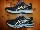 ASICS GEL-KAYANO 22 RUNNING SHOES LADIES SIZE US 9.5 GOOD CONDITION