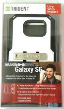 TRIDENT KN-SSGXS6-WT000 Samsung Galaxy S6/S 6 Kraken A.M.S. Series Case (White)