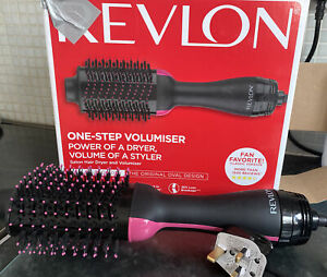Revlon one step hair dryer and volumiser Used Excellent Condition