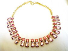 Jewelmint Pink Hypnotic Notes Necklace -- New Rare Discontinued
